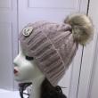 驚きの破格値セールニット帽ピンクレッドブラックホワイトMONCLERコピー モンクレール保温性綺麗なフォルム