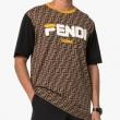 大変人気 FENDI フェンディ半袖Tシャツ 2色可選 顧客優待セール 絶大な人気を誇る