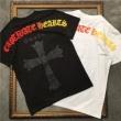 主役級アイテム 半袖Tシャツ CHROME HEARTS クロムハーツ  2色可選 最高の2019年にしようよ