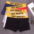 安定感のある2019夏新作 春夏も引き続き注目 Off-White オフホワイト 下着 多色可選