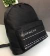 品質保証低価クッション素材耐久性防水性バッグパッククオリティ優れるブラックGIVENCHYジバンシィ コピー 通販