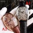 人気モデルの2019夏季新作 夏季最新アイテム FRANCK MULLER フランクミュラー 腕時計 2色選択可