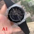 HUBLOT ウブロ 腕時計 多色選択可 安定感のある2019夏新作 今季大人気のデザイン