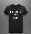 話題沸騰中の2019夏季新作 今季大人気のデザイン 毎年爆発的人気 BALMAIN バルマン 半袖Tシャツ 多色可選