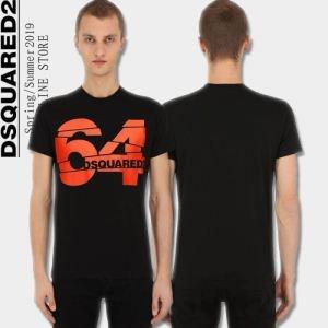 コピー ブランド 販売_ディースクエアード偽物DSQUARED2激安大特価爆買い伸縮性タイトフィットボディーtシャツブラックホワイトブルー