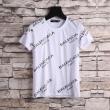 ブランド スーパー コピー 通販_バレンシアガ tシャツ コピーBALENCIAGA最安値セールアメリカンスタイルTシャツ黒白赤色ファッションメンズ