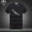 BALENCIAGA バレンシアガ 半袖Tシャツ 3色可選 2019年春夏新作モデル 大注目されてるアイテム