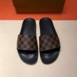 お買い得新作メンズ定番サンダル軽い安全靴紳士靴ブラックブラウンLOUIS VUITTONルイヴィトン コピー 激安 通販