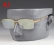 品質保証得価紳士用かっこいいメガネフレーム幅広いシーン3色可選CARTIERカルティエ 偽物ベーシックラインおすすめ