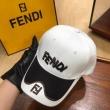 フェンディ FENDI ベースボールキャップ 3色可選 安定感のある2019夏新作 今夏も絶対に流行る