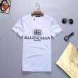 続々とお目見える夏季新作 BALENCIAGA半袖tシャツスーパーコピー軽く柔らかなコットン 黒白2色肌を守りバレンシアガ通販 100%新品保証