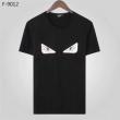 赤字超特価最新作 フェンディ コピー半袖tシャツ黒白2色スーパーコピー 暑い夏でも涼しげ 春夏秋に大活躍するアイテム