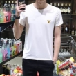 国内では即完売するほどの大ヒット  ルイ ヴィトン LOUIS VUITTON  2色可選 半袖Tシャツ 夏の紫外線をオシャレに対策