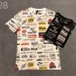 2019年春夏新作モデル  ルイ ヴィトン LOUIS VUITTON 2色可選  国内では即完売するほどの大ヒット 半袖Tシャツ