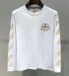 話題沸騰中の2019夏季新作 現地価格お得な春夏新作 Off-White オフホワイト 長袖Tシャツ 2色可選