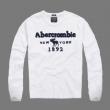 話題沸騰中の2019夏季新作 現地価格お得な春夏新作 アバクロンビー&フィッチ Abercrombie & Fitch 長袖Tシャツ 2色可選