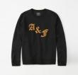 人気モデルの2019夏季新作 個性的なスタイリング アバクロンビー&フィッチ Abercrombie & Fitch  長袖Tシャツ 3色可選