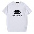 バレンシアガ BALENCIAGA 夏の紫外線をオシャレに対策  多色可選 話題沸騰中の2019夏季新作 半袖Tシャツ 話題の夏季新作
