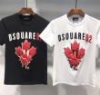 2色可選 長時間持続可能 半袖Tシャツ  今夏在庫一掃セール ディースクエアード 2019春夏人気モデル DSQUARED2 センス抜群