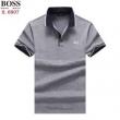 半袖Tシャツ 一目惚れ必至2019夏季セール ヒューゴボス 優しい肌触り  HUGO BOSS贈るべきのプレゼント 2色可選 夏に欲しい定番