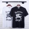 2色可選 季節の変わり目に活躍する バーバリー BURBERRY 一目惚れ必至2019夏季セール 半袖Tシャツ 見逃せない注目夏季精品