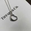 半額以下セール ティファニー新作ネックレスコピー通販 女性の魅力を演出する Tiffany & Co.激安セール オープンハートモチーフ 贈るべきのプレゼント