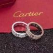 暖かさと軽い着心地を両立させている  カルティエ CARTIER 定番人気の2019秋冬モデル リング/指輪 冬のスタイルの幅が広がりそう 2色可選