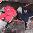 帽子/キャップ 冬らしい雰囲気を演出する カナダグース 2019秋冬憧れのブランドはすすめ Canada Goose  2色可選 最低価格に挑戦する話題級秋冬新作