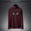 海外の顧客限定先行セール フェンディ コピーFENDIスーパーコピー長袖tシャツ 大きな支持を獲得する 今季話題の一級品