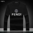 数量限定大得価 フェンディ コピーFENDI スーパーコピー長袖tシャツ 黒白2色プリントロゴ 効果は期待に値する