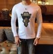 既に現地でも品薄の1枚 FENDIスーパーコピー長袖tシャツ 秋もブームは継続中  フェンディコピー品 待望の秋冬新作
