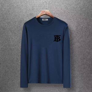 今季爆発的な人気 Burberry長袖tシャツスーパーコピー 多色選択可  バーバリーコピー 上品で優しい雰囲気に
