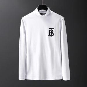 驚きの破格値品質保証 Burberryスーパーコピー長袖tシャツ 着心地最高の2019秋冬新作  バーバリーコピー代引き 無地で3色ご用意