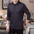 驚きの破格値品質保証 ヒューゴボスコピー長袖tシャツHUGO BOSSスーパーコピー セール価格で販売中 好感度120%