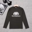 激安大特価100%新品 BALENCIAGA偽物長袖tシャツ 世界中から高い評価   バレンシアガ コピーブランド 根強い人気定番商品