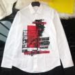 モード感の高い大好評新作 ディースクエアード 人気 コピーDSQUARED2シャツ偽物 数量限定お買い得 秋から再熱中の新作