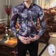 人気定番最新作 ジバンシィ スーパーコピーGIVENCHYシャツ 超人気美品セール中 在庫あり即納 セレブな雰囲気をプラス