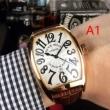 赤字超特価限定セール FRANCK MULLER フランクミュラーコピー時計カサブランカデイト 洗練さのデザイン 男女兼用