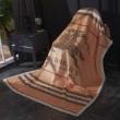 超激得限定セール Burberry激安新作毛布 環境にも優しい素材  バーバリーコピーブランド 実用性や美観性も備える