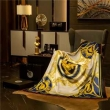 高級感満載 ヴェルサーチ スーパー コピーVERSACE代引き毛布 快適な睡眠をサポート 安価セール根強い人気定番商品