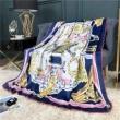 人気定番大得価 エルメス新作コピーHERMESスーパーコピー毛布 超柔らかい素材を採用する ギフトとしても完璧