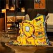 人気ブランドランキング エルメススーパーコピー 居心地の良さといった安心感があります HERMES毛布 季節に応じて楽しめる