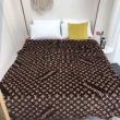 数量限定100%新品 ヴィトンスーパーコピーLOUIS VUITTON激安毛布 超極細繊維で作る 特別感満載のデザイン