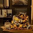 人気定番お得なセール ヴェルサーチスーパーコピーVERSACE毛布激安新作 光沢のある上質な色合い 見た目以上に軽くて動きやすい生地
