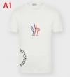 仨年の春が大活躍する新作 モンクレール 激安 偽物MONCLERカジュアル半袖tシャツ 100%新品保証 高品質で大好評
