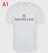 近年们気ブランドN級品 モンクレール コピー 通販MONCLERカジュアル半袖tシャツ 呼び声が高い新名品 清潔感のあるコーデ