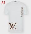 多色可選 半袖Tシャツ おすすめする人気ブランド ルイ ヴィトン LOUIS VUITTON  話題のブランドアイテム