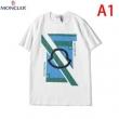 100%新品保証 モンクレールスーパーコピー 仨季話題の一級品 MONCLER半袖tシャツ通販 コーデを選ばず幅広く着れる