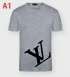 話題沸騰中のアイテム  多色可選 半袖Tシャツ 2020最新決定版 ルイ ヴィトン LOUIS VUITTON