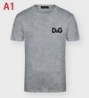 定番人気最新作 ドルチェ&ガッバーナコピーDolce&Gabbana半袖tシャツ 無地デザインコットン素材 オシャレに欠かせない